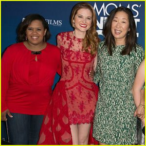 #'Greys Anatomy' Cast Supports Sarah Drew at 'Mom's Night Out' Premiere! --- More News at : http://RepinCeleb.com  #celebrities #gossips #hollywood #AlmostHuman, #Camilla, #Ludington, #MeganFox, #NikkiReed, #Robinroberts, #SofiaVergara, #Theatre, #Trailer, #Tuesday