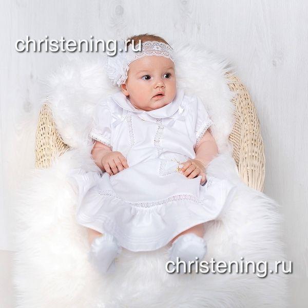 Крестильное платье фасон