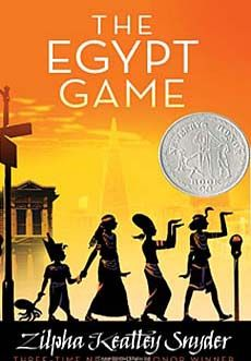 Novels about Life in Ancient Egypt -- Best Children's Historical Fiction Books set in Ancient Egypt