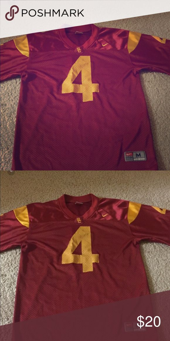 USC Youth Football Jersey size M USC Youth Football Jersey size M. Worn twice. Great condition. Nike Other
