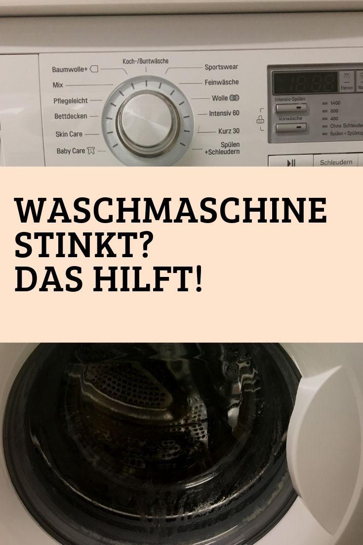 Wie Sie Ihre Waschmaschine Mit Hausmitteln Reinigen
