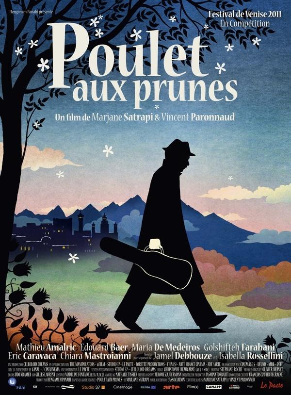 Poulet aux Prunes movies