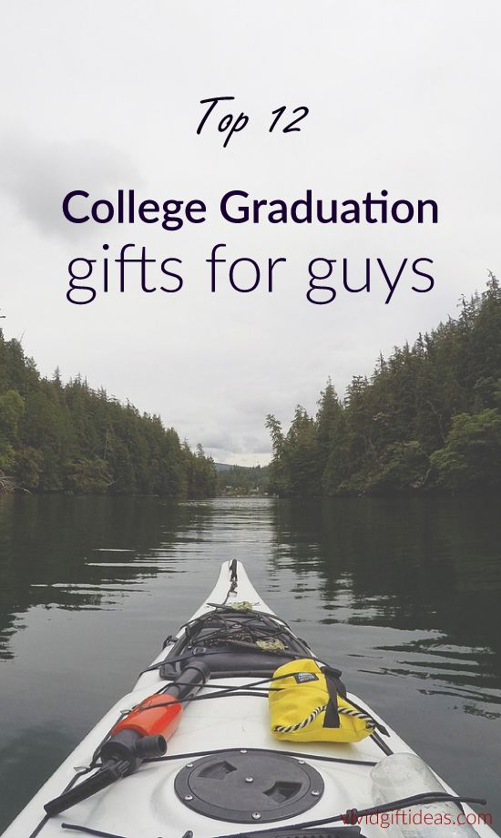 College Graduation Gifts For Guys | Graduation gifts for boyfriend, son, brother, friend