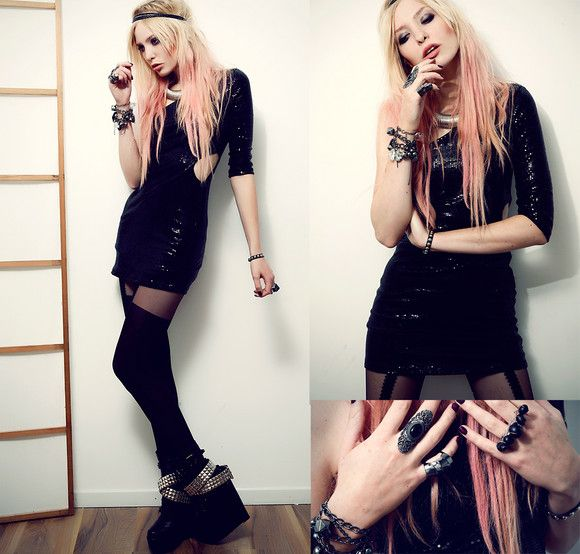 rock style clothing - Google Search