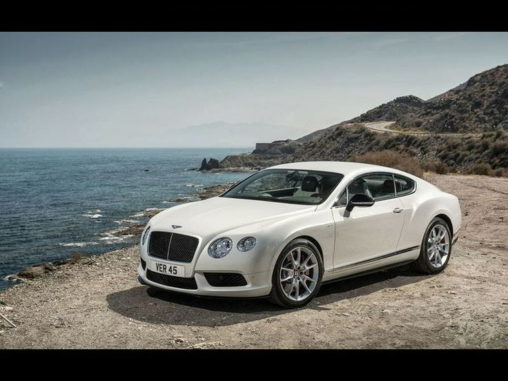 Bentley Continental GT V8 S 2014 Wallpapers