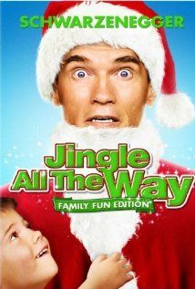 Jingle All the Way (1996) A harried father decides to dream the impossible dream, to get that year's hot toy for his son just before Christmas Day.