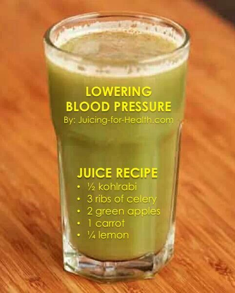 Foods And Drink To Lower Blood Pressure