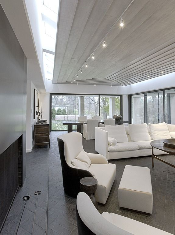 White luxury living room [ MexicanConnexionForTile.com ] #interior #Talavera #handmade