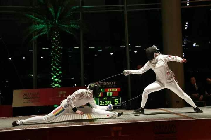 epee world cup 2013 in doha