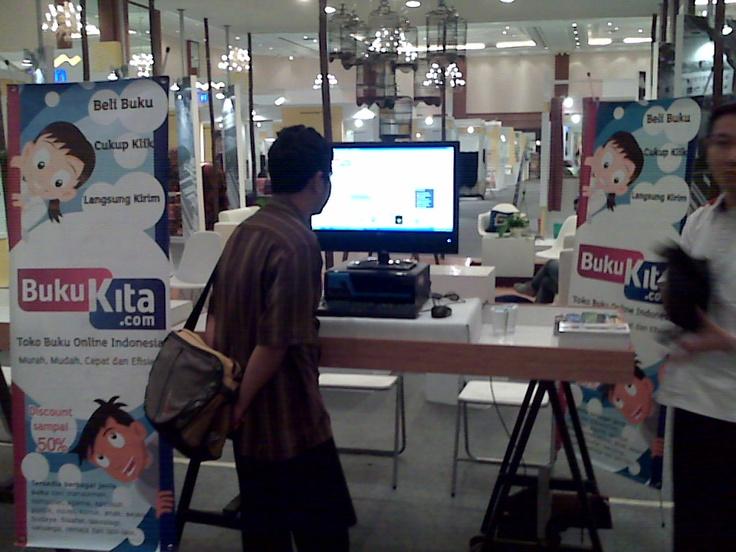 Wirausaha Muda Mandiri Expo 2013 @JCC, Senayan
