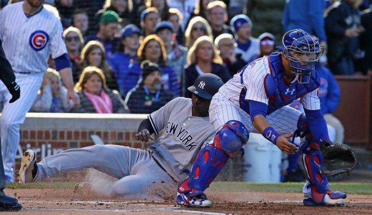 New York Yankees Vs Chicago Cubs 2017: Live Stream, TV Info, Starting Pitchers And Game Odds