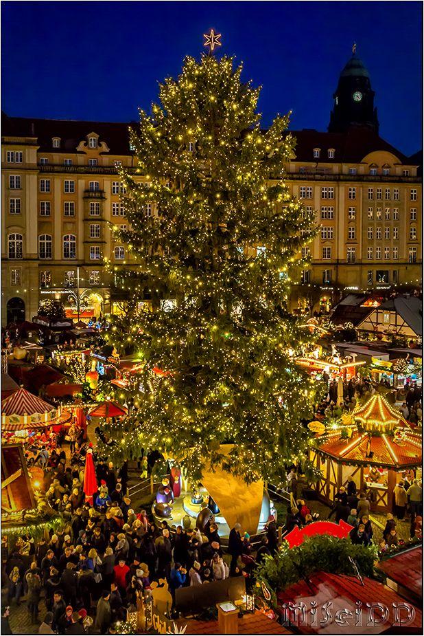 Striezel market Deutsche weihnachtsmärkte, Weihnachten