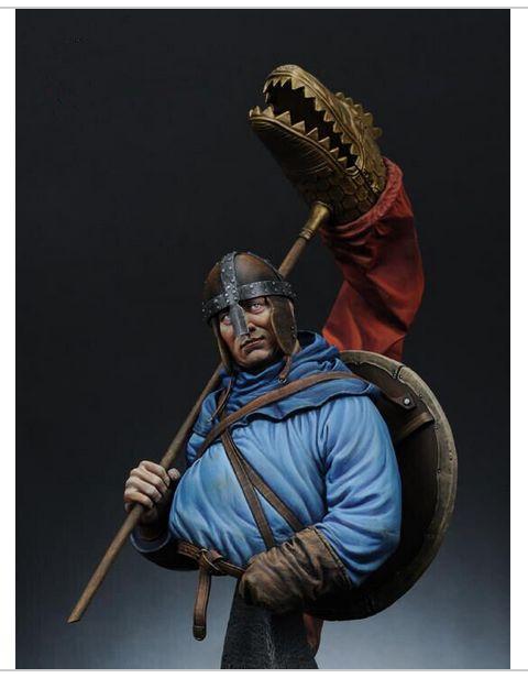 Fanebærer, slaget ved Hastings