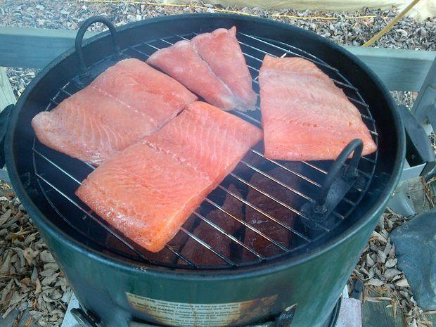 Picture of Smoker Smoked Salmon