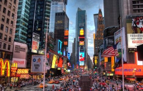 Downtown New York High Definition Wallpapers