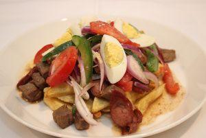 Pique Macho (Bolivian dish)