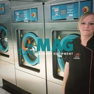 MAG Equipment Ltd. are suppliers of Commercial Laundry Equipment, to rent, buy or lease. Including Commercial & Industrial Washing Machines, Dryers, Ironers
