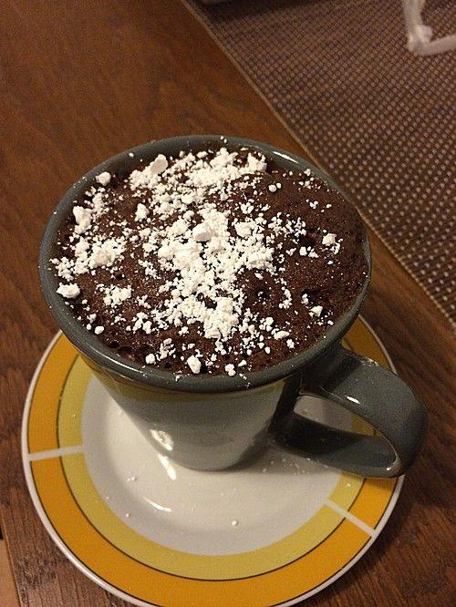 Tassenkuchen (Brownie), ein beliebtes Rezept aus der Kategorie Kuchen. Bewertungen: 89. Durchschnitt: Ø 4,0.