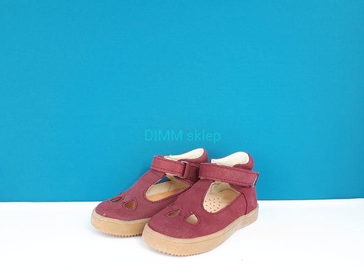 Baleriny Meg 2113 44 Pink Pink Baby Shoes Kids