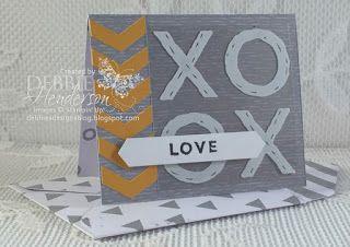 Debbie's Designs: Paper Pumpkin December 2016 alternative projects.Card Box Keeper & 7 Mini Cards. Debbie Henderson. #paperpumpkin #stampinup #debbiehenderson #debbiesdesigns