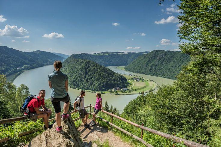 Horné Rakúsko: Tieto štyri miesta by ste mali navštíviť v lete  Kto dáva prednosť aktívnemu oddychu na bicykli, mal by sa vydať do Rakúska.