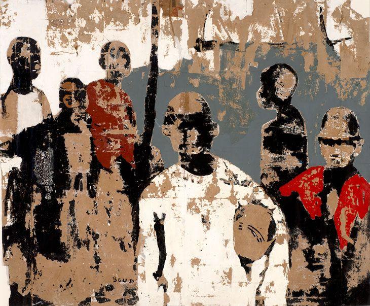 Armand Boua (Ivory Coast) - Le Mendiant