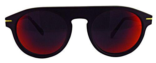 Road Racer Aviators - 562 Black/Red $15