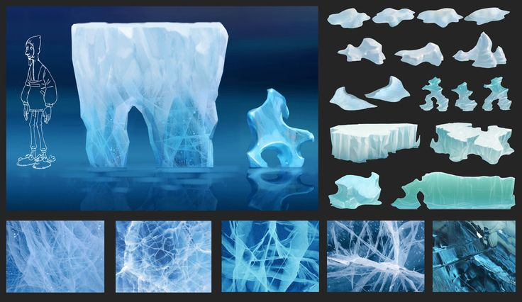 Ice - source?