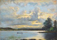 Magnus Hjalmar Munsterhjelm | O Mundo da Arte
