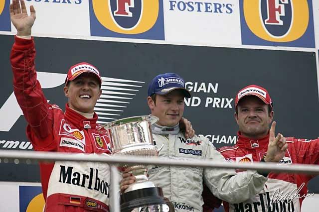2004 Belgian GP