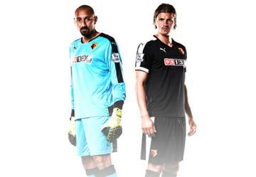 Watford FC 2015/16 PUMA Away Kit