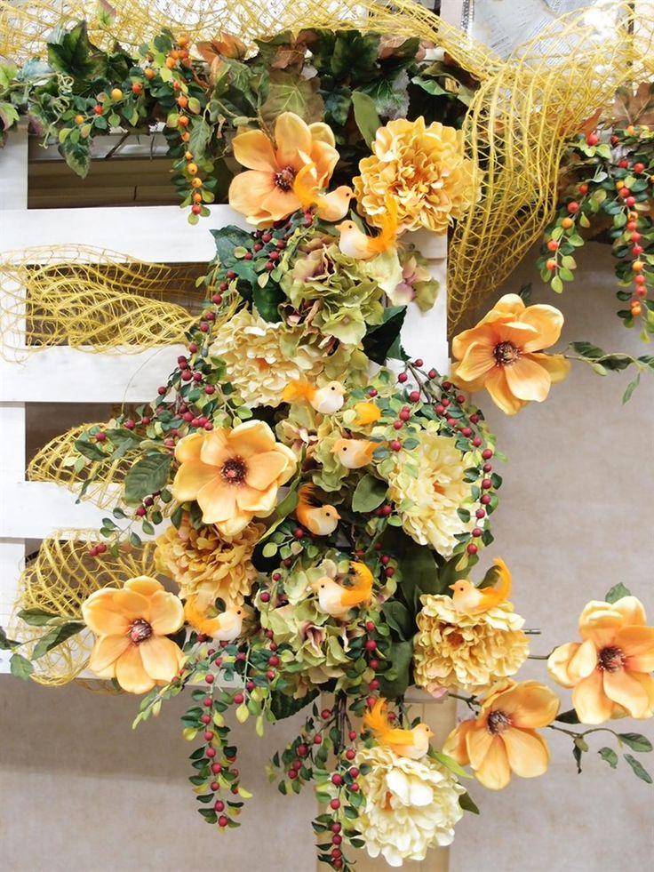 29 fantastiche immagini su autunno decorazioni e idee su - Decorazioni d autunno ...