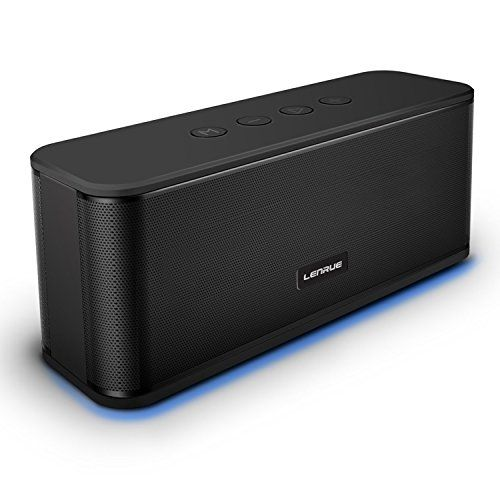 Portable Bluetooth Speakers,LENRUE Wireless Outdoor Speaker,Dual Drivers Enhanced Bass, Frosted Texture,10-hour Playtime,33ft Range, TF card insert,Aux Line and Built in Mic for iphone/Andriod/Tablet  https://topcellulardeals.com/product/portable-bluetooth-speakerslenrue-wireless-outdoor-speakerdual-drivers-enhanced-bass-frosted-texture10-hour-playtime33ft-range-tf-card-insertaux-line-and-built-in-mic-for-iphoneandriodtablet/  1. Various Audio output Mode:Including Bluetoot