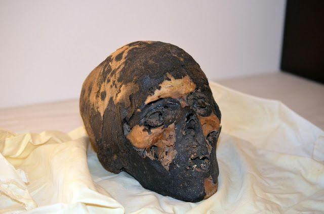 ABD' de yakalan mumya Mısır'a iade edilecek.
