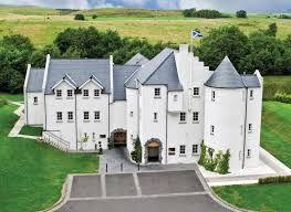 Glenskirlie House & Castle - magnificent!