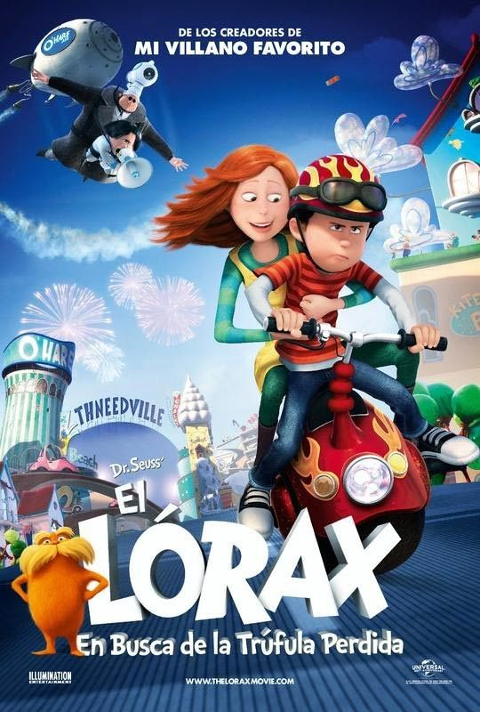 Watch The Lorax Online Free Putlocker: A 12-year-old boy searches for the one thing that will enable him to win the affection of the girl of his dreams. To find it he must discover the story of the Lorax, the grumpy yet charming creature who fights to protect his world.