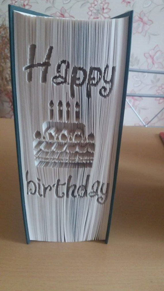 Happy birthday with cake Cut & Fold Book by ZoesNovelCreationshttps://www.etsy.com/uk/listing/461516760/happy-birthday-with-cake-cut-fold-book?ref=shop_home_active_1