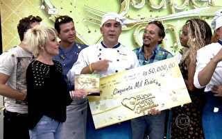 André Marques é o Super Chef Celebridade 2014