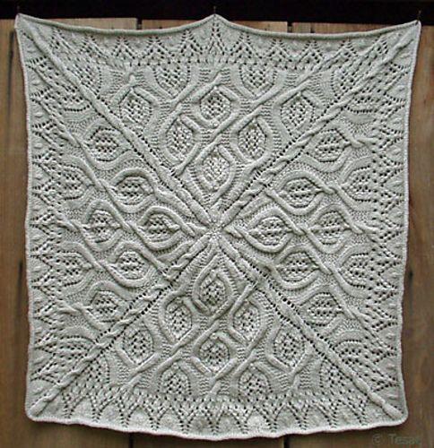 Ravelry: Tesae's Serenity - free knitting pattern