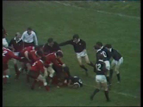 Welsh Rugby - the 70's - Part 1