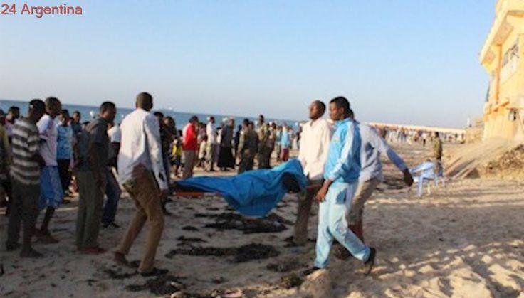 EEUU mató a más de 100 milicianos de Al Shabaab