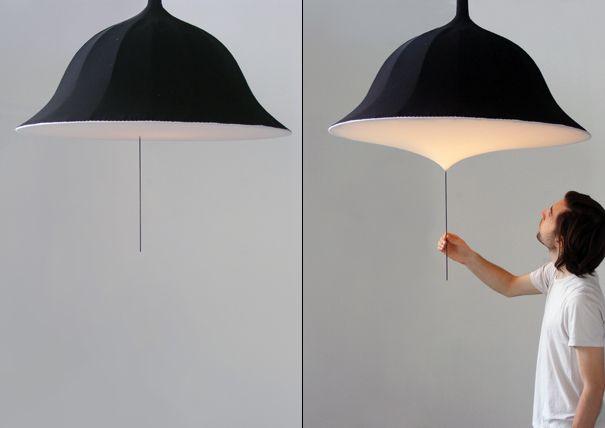 Organic Lampstick by Rémi Bouhaniche