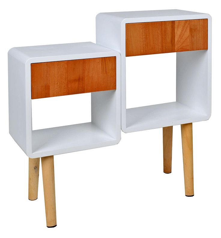 ts ideen regal schrank kommode im cube retro design f r