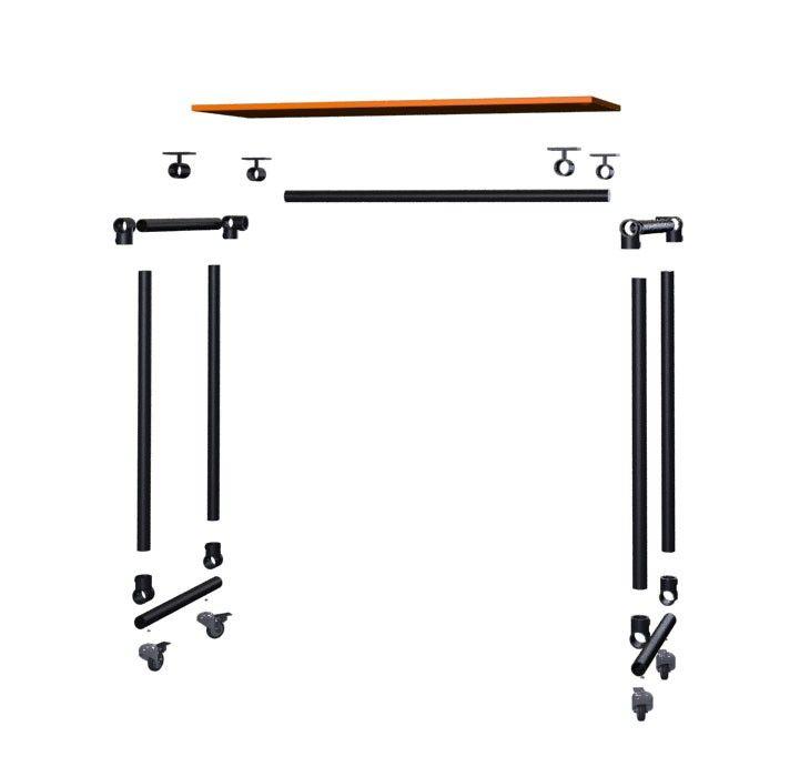 18 best dj pult desk im industrial design images on. Black Bedroom Furniture Sets. Home Design Ideas