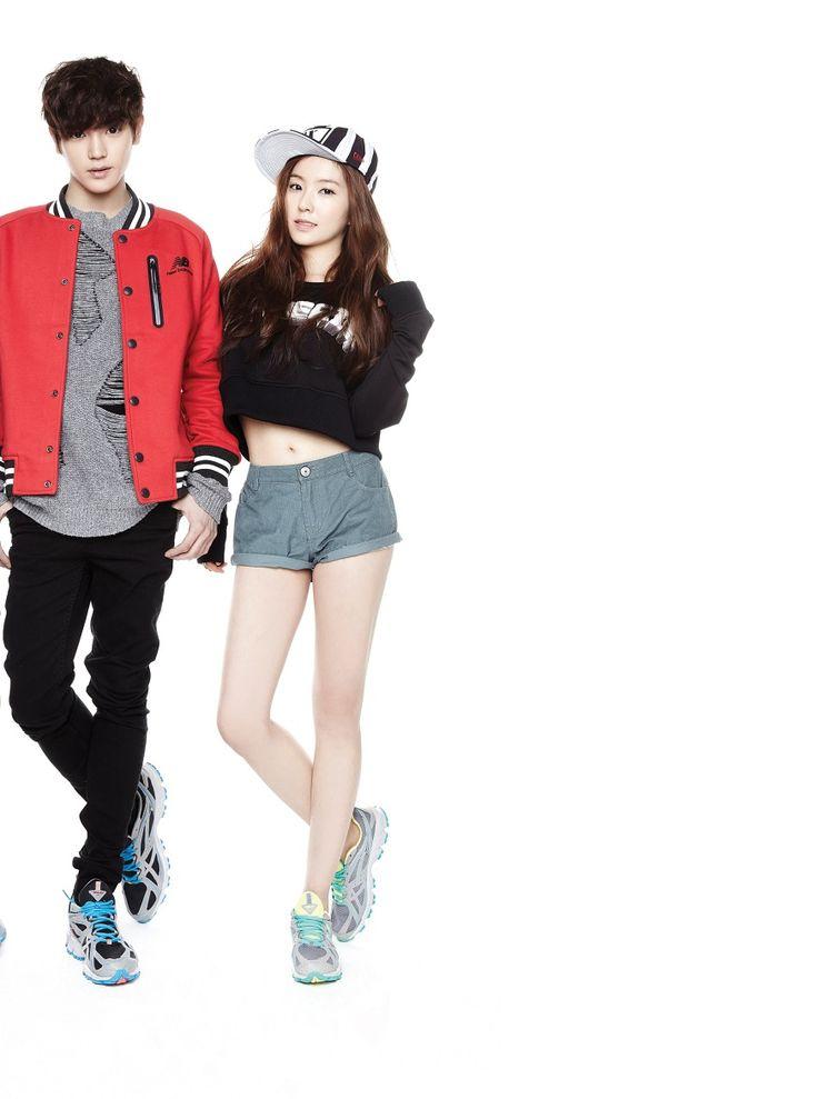 Taeyong & Irene