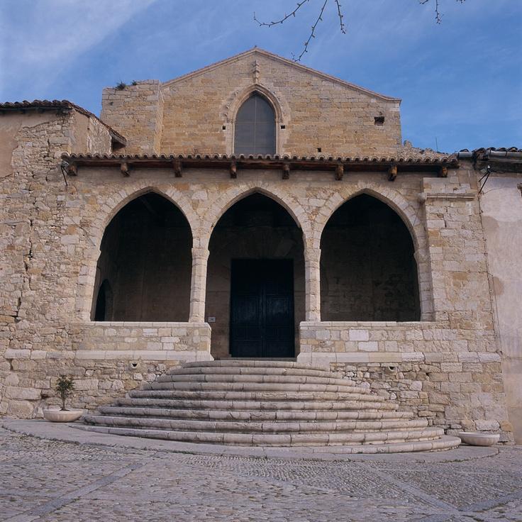Convento de Sant Francesc. Morella