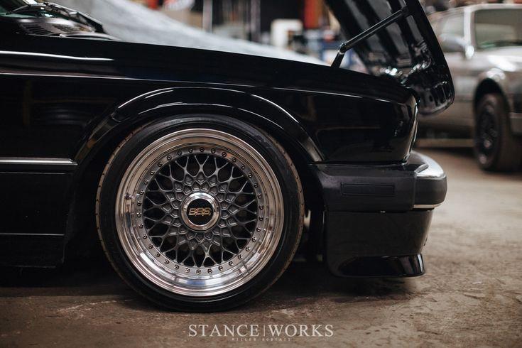 Balance - Dave DelTorto's S52 Swapped E30