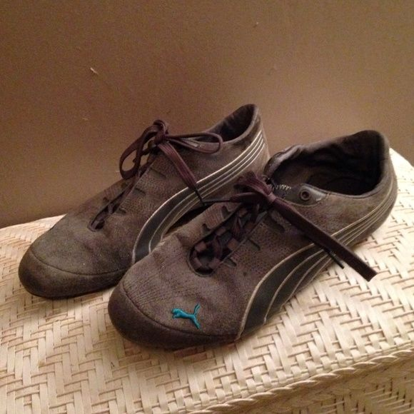Puma Sued Casual Shoes So smelly! I have owned these for 4.5 years. Puma Shoes Sneakers