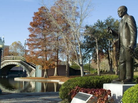 Louis Armstrong Park, New Orleans, Louisiana