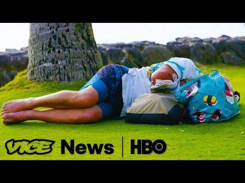 VICE News: Hawaii's Homeless & Somalia Drought: VICE News Tonight Full Episode (HBO)